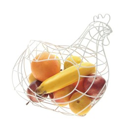 Hen fruit basket